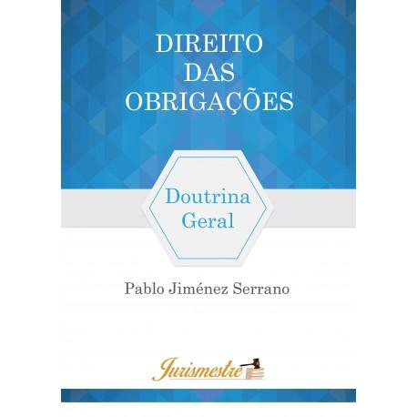 Direito das obrigações: doutrina geral